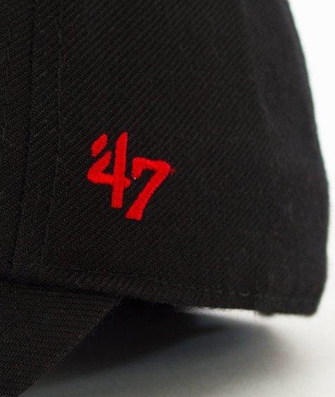 47 Brand-MVP St Louis Cardinals Czapka z Daszkiem Czarna