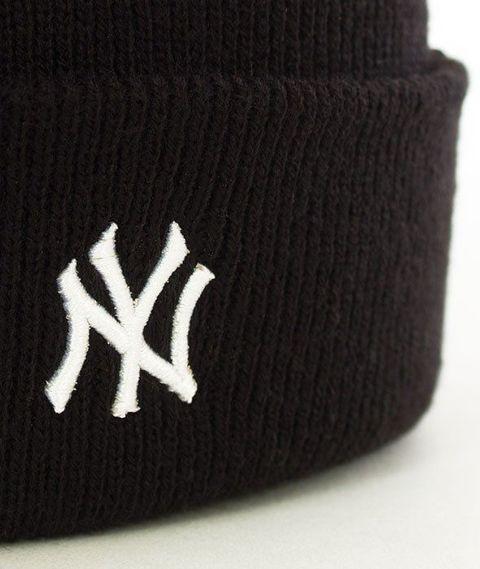47 Brand-New York Yankees Centrified Czapka Zimowa Czarna