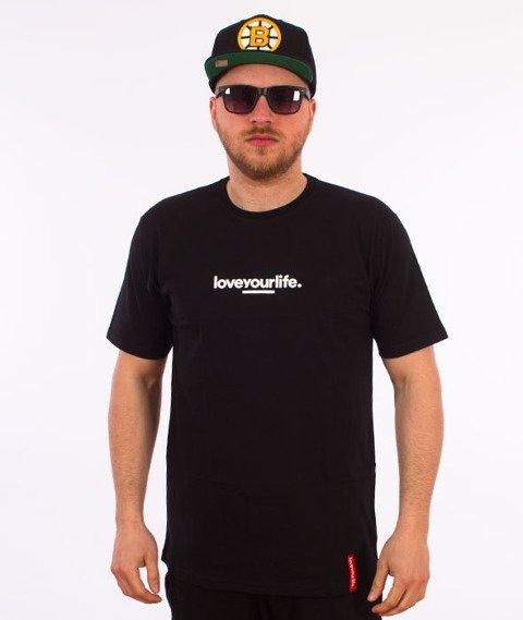 Alkopoligamia-Loveyourlife Classic T-Shirt Czarny