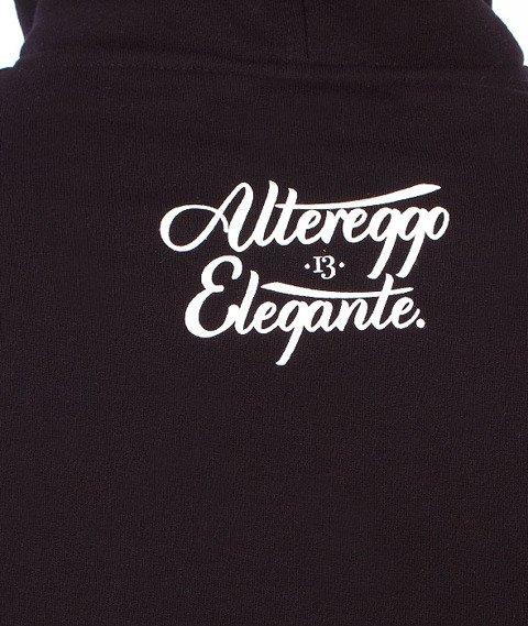 Alter Eggo-Elegante Kaptur Czarny