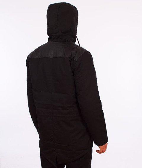 Backyard Cartel-Jacket Parka Black