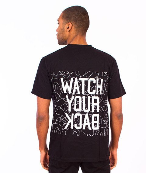 Backyard Cartel-Watch T-Shirt Black