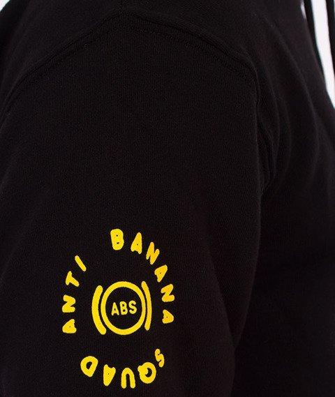 Biuro Ochrony Rapu-Anti Banana Bluza Kaptur Czarna