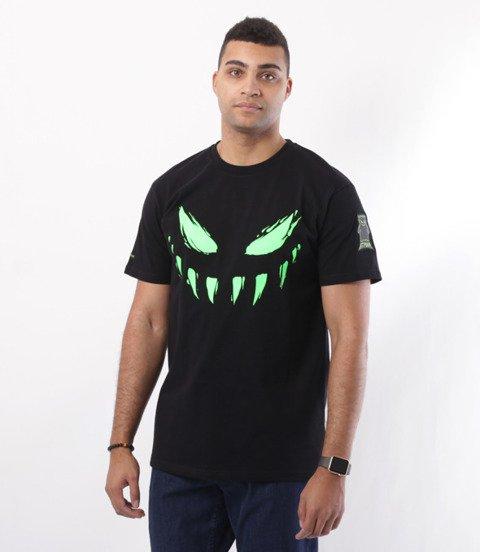 Biuro Ochrony Rapu-Atypowy T-shirt Czarny