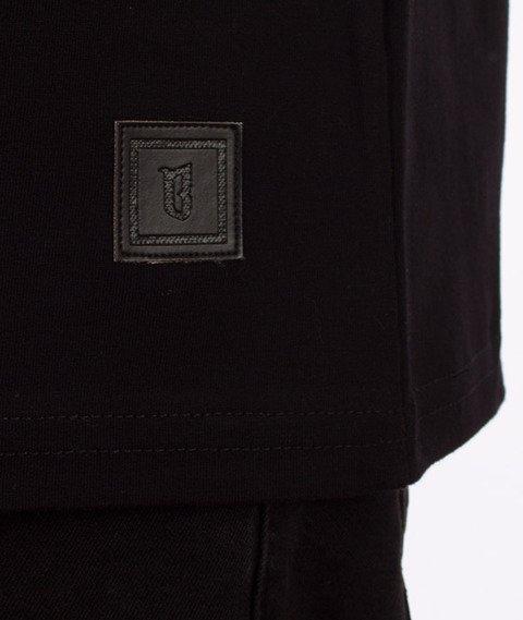 Biuro Ochrony Rapu-Borcrew T-shirt Czarny