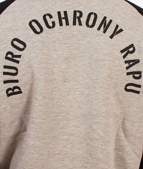 Biuro Ochrony Rapu-Borherb Arms Bluza Szary/Czarny