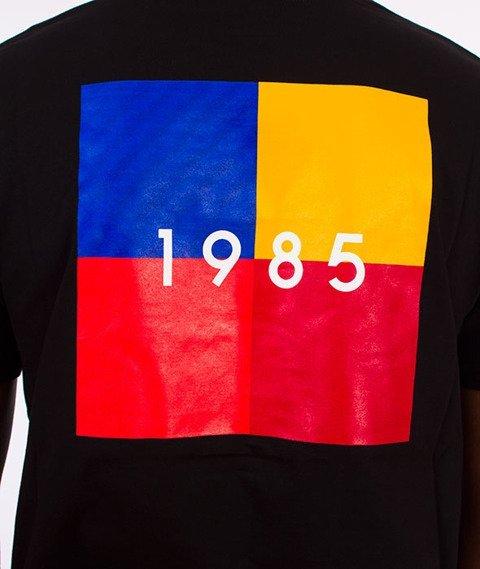 Biuro Ochrony Rapu-Colors Square T-shirt Czarny