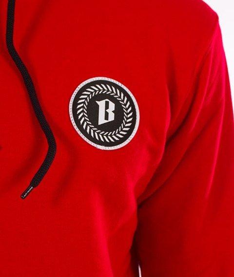Biuro Ochrony Rapu-Laur Bluza Kaptur Czerwona