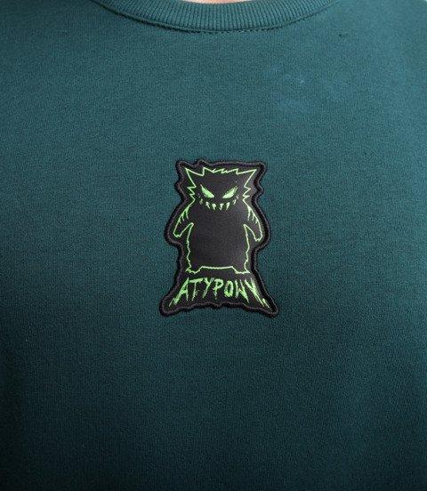 Biuro Ochrony Rapu-Młody Simba Bluza Ciemno Zielona