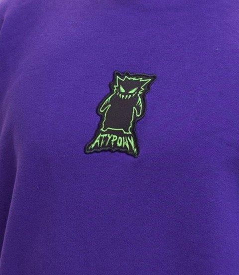Biuro Ochrony Rapu-Młody Simba Bluza Fiolet