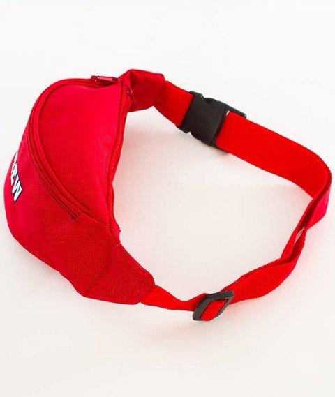 Biuro Ochrony Rapu-New Borcrew Nerka Czerwony