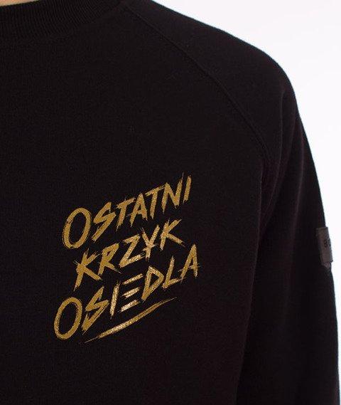 Biuro Ochrony Rapu-OKO Bluza Czarna
