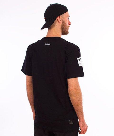Biuro Ochrony Rapu-OKO New T-shirt Czarny