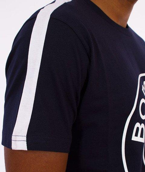 Biuro Ochrony Rapu-PSG T-shirt Granat