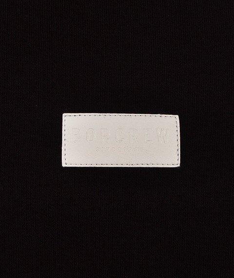 Biuro Ochrony Rapu-Premium Borcrew Bluza Kaptur Czarna
