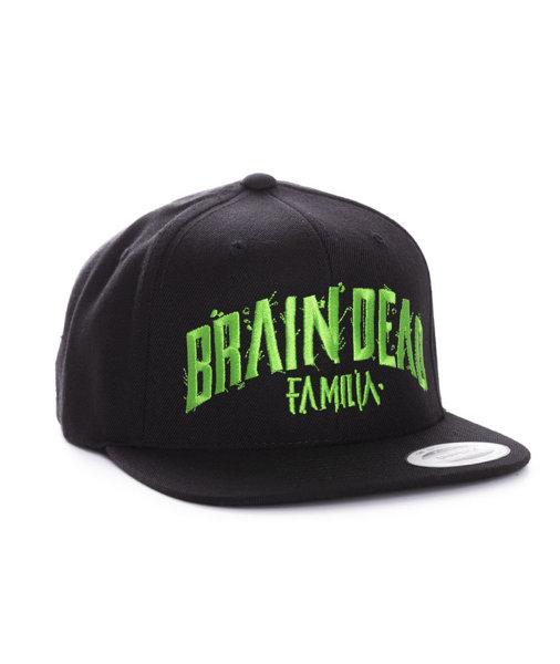 Brain Dead Familia-Toxic Snapback Czarny