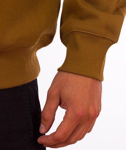 Carhartt-College Sweatshirt Hamilton Brown/Wax