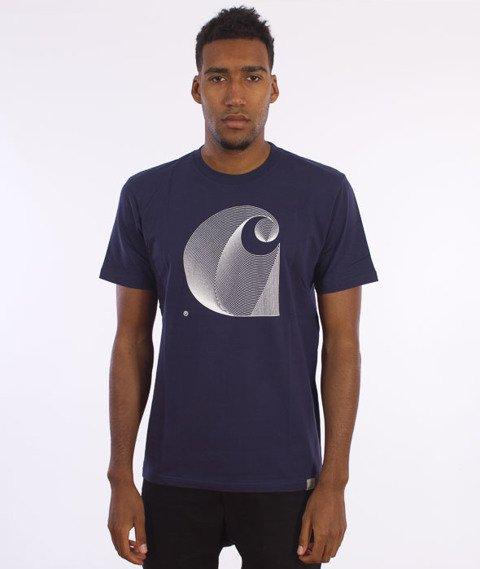 Carhartt-Dimensions T-Shirt Blue