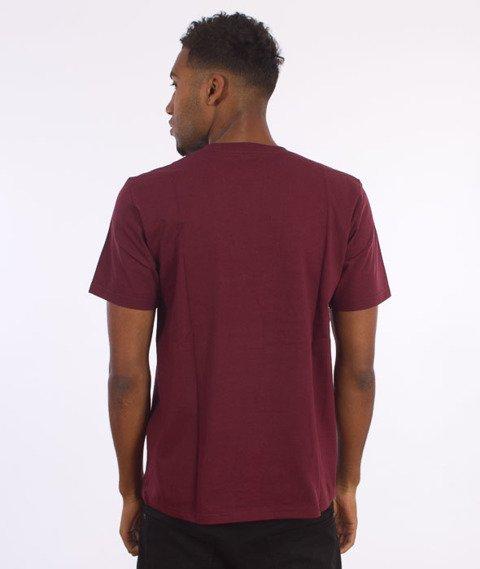 Carhartt- S/S College T-Shirt Chianti/White