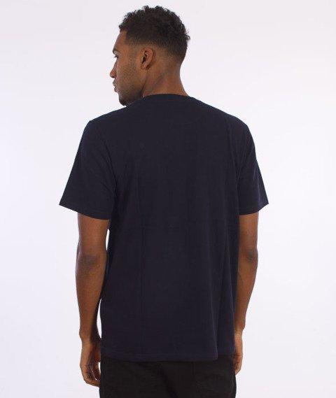 Carhartt-State Pocket T-Shirt Navy