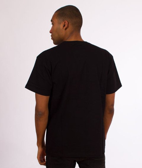 Carhartt WIP-Chase T-Shirt Black/Gold