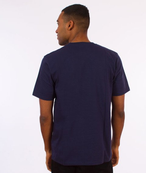 Carhartt WIP-Chase T-Shirt Blue/Gold