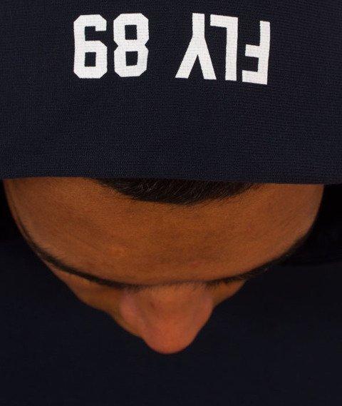 Carhartt WIP-Military Training Hooded Sweat Bluza Kaptur Navy/White