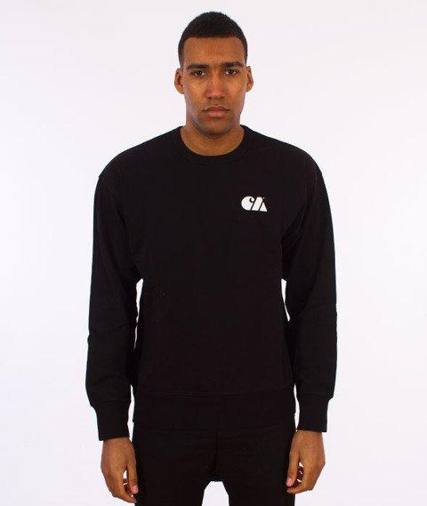 Carhartt WIP-Military Training Sweatshirt Bluza Rover Black/White