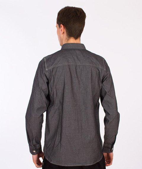 Carhartt WIP-State Shirt Black Rinsed