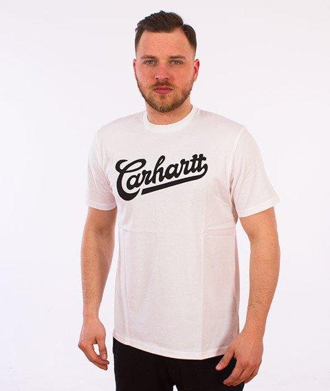 Carhartt WIP-Vintage T-Shirt  White/Black