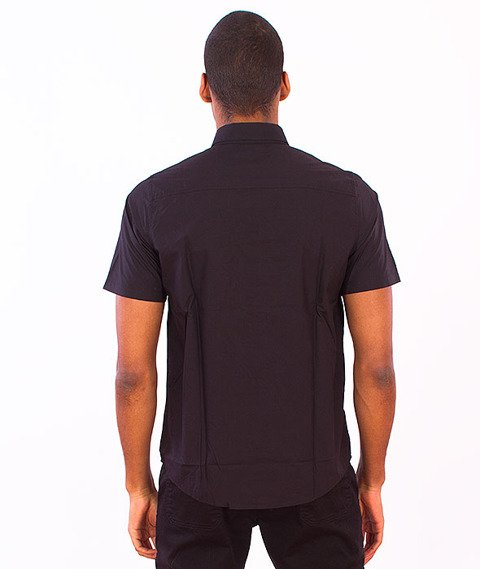 Carhartt-Wesley Shirt Black
