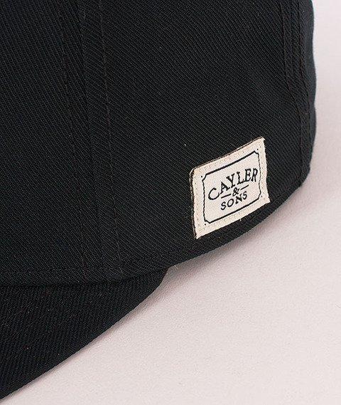 Cayler & Sons-BKNY Cap Black/Digi Camo/White