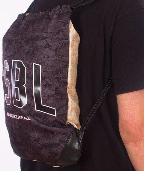 Cayler & Sons-BL For All Gym Bag Camo/Black