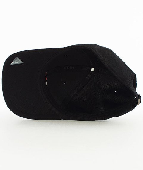 Cayler & Sons-BL Venetian Curved Strapback Black