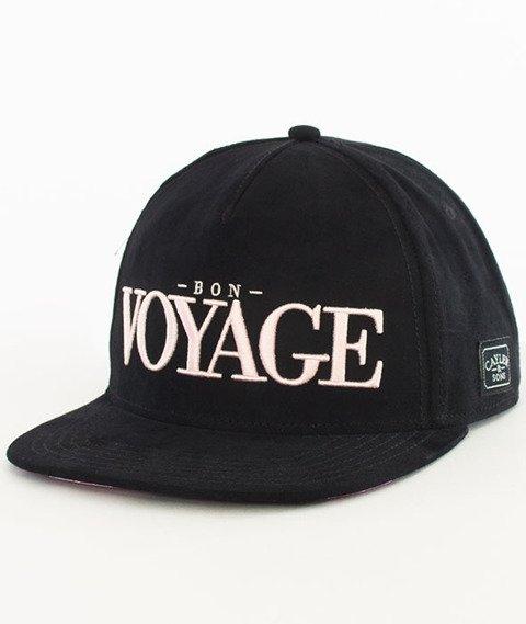 Cayler & Sons-Bon Voyage Cap Snapback Black