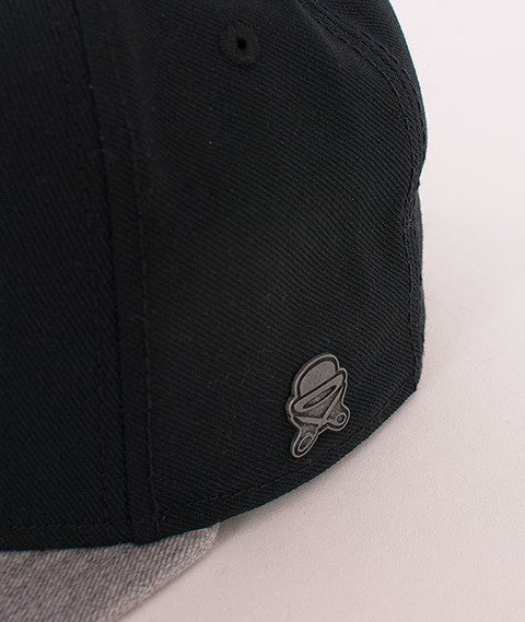Cayler & Sons-Business Cap Black/Grey/White