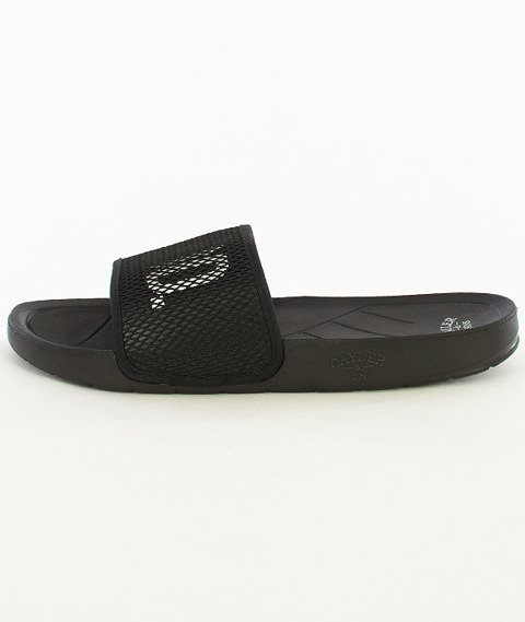Cayler & Sons-Hood Sandals Black/White