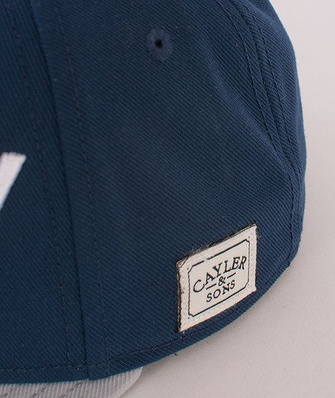 Cayler & Sons-I Got It Cap Navy/Grey-White