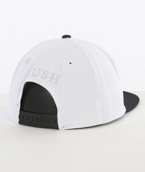 Cayler & Sons-Lazer Kush Cap Snapback White/Black