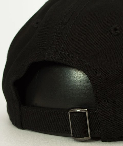 Cayler & Sons-PA Small Icon Curved Snapback Black/White
