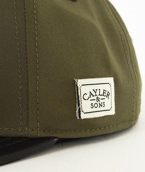 Cayler & Sons-Pacasso Cap Snapback Green