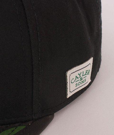 Cayler & Sons-Sour Diesel Cap Woodland/Black