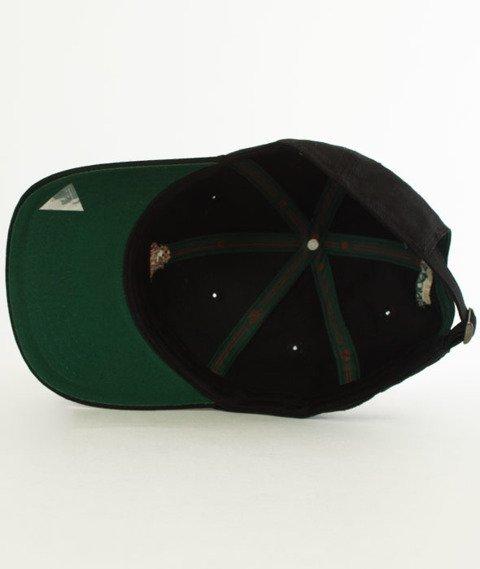 Cayler & Sons-WL Bedstuy Curved Snapback Black/Forest
