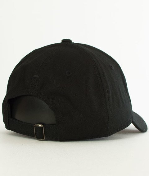 Cayler & Sons-WL Drop Out Curved Snapback Black/Maroon