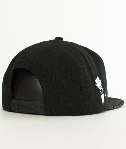 Cayler & Sons-WL Enemies Snapback Black/Red