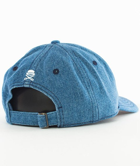 Cayler & Sons-WL Life Of Curved Strapback Light Blue
