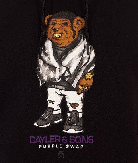 Cayler & Sons-WL Purple Swag Hoody Black