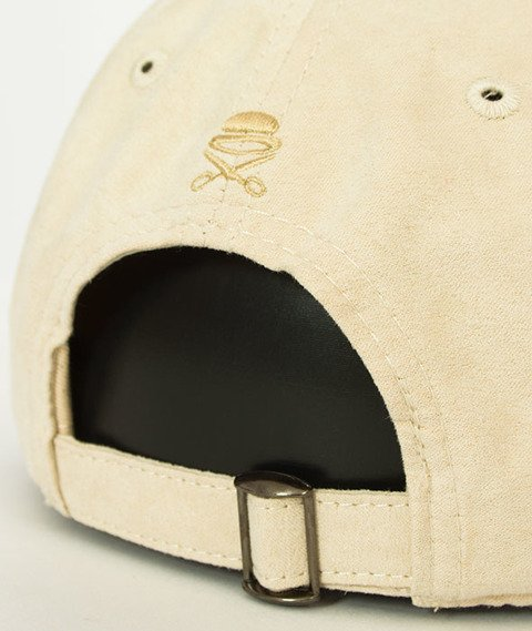 Cayler & Sons-WL Trust Curved Snapback Sand/Mauve