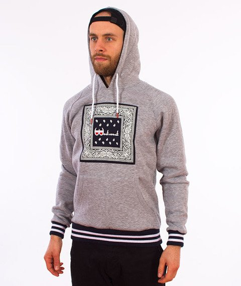 Cayler & Sons-WL Westcoast Hoody Grey Heather
