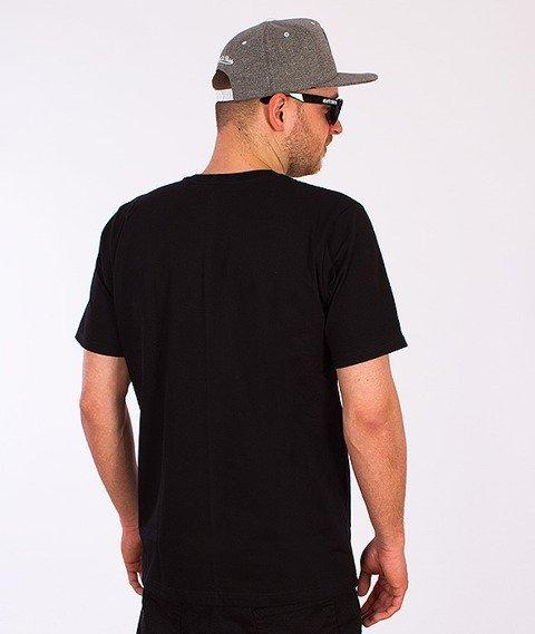 Chada-Guns T-Shirt Czarny